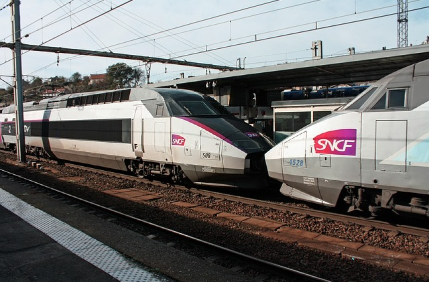 Пътник + права = приятно пътуване с влак в ЕС