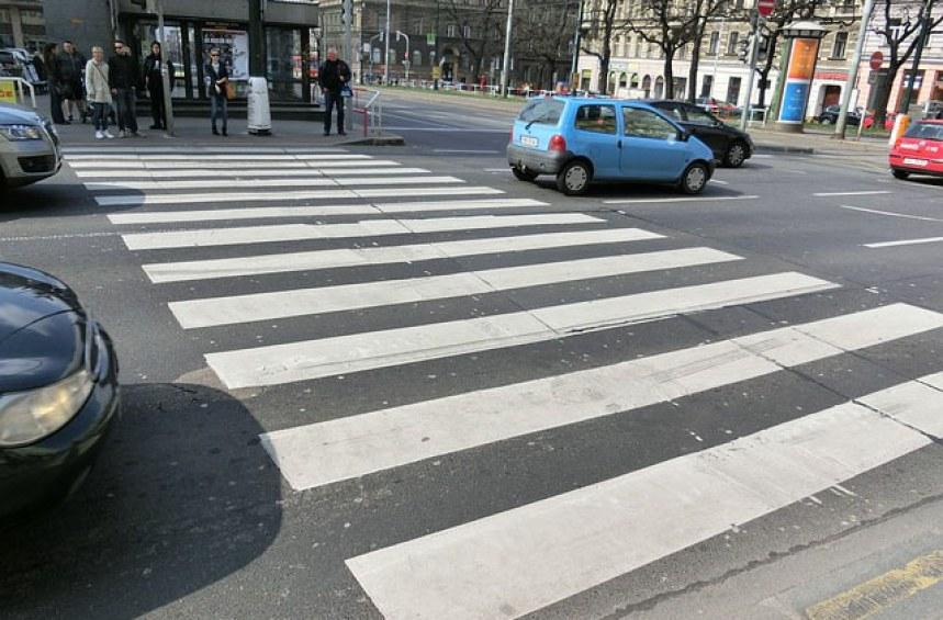 Правата ми като пешеходец