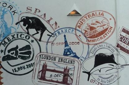 Правната екипировка на моето пътуване извън ЕС