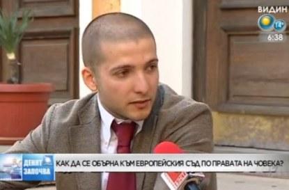 """Георги в """"Денят започва"""" по БНТ"""