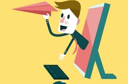 Как да изпращам търговски съобщения за моя онлайн бизнес?