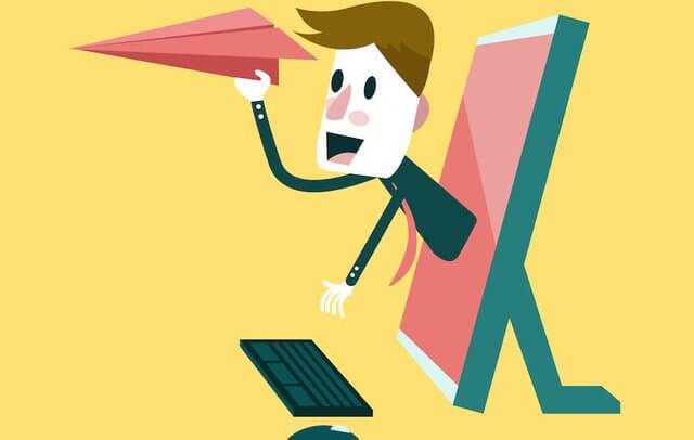 Как да изпращам търговски съобщения
