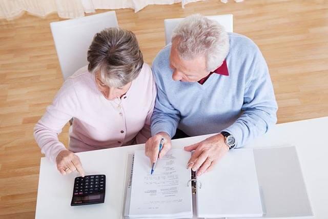 Социална пенсия за старост и инвалидност