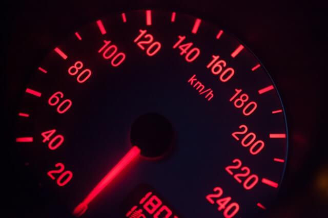 Превишена скорост - колко бързо мога да карам?