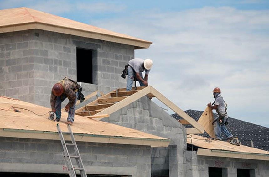 Застрояване на общи части в сграда