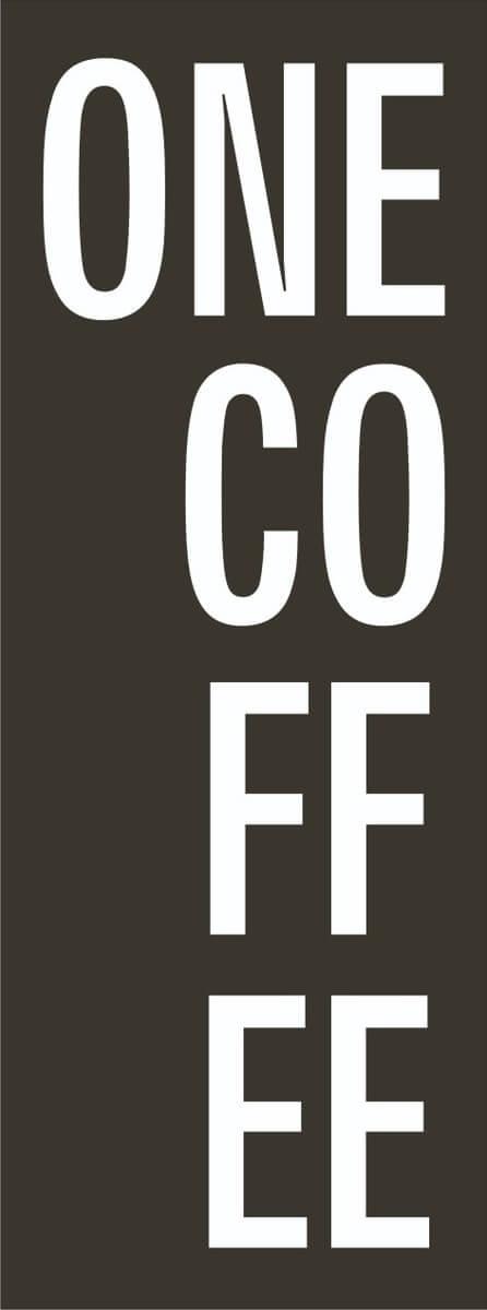 one-cofee