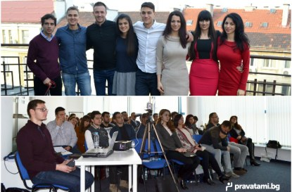 Успешно бизнес обучение на pravatami.bg – разпродадени билети и доволни предприемачи