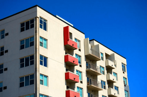 общи части на сграда - етажна собственост