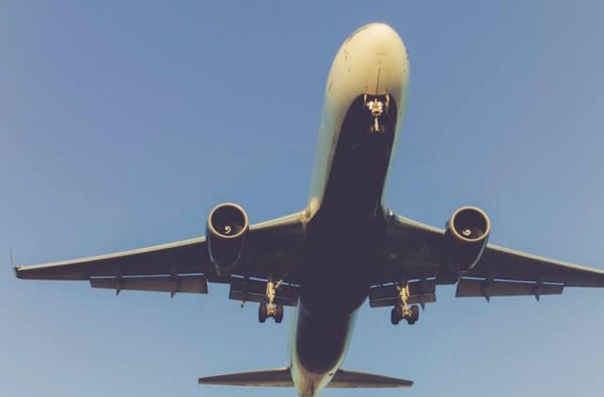 Инцидент при пътуване със самолет