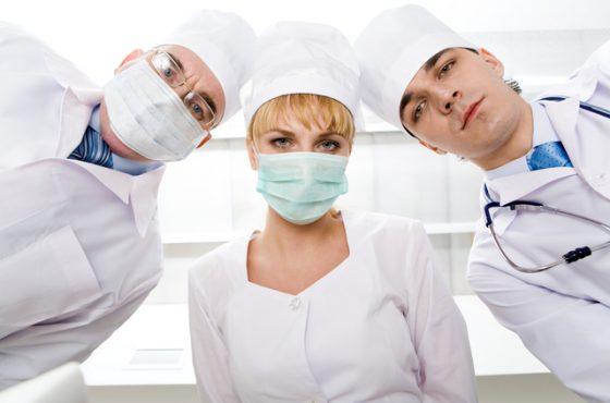 каква е процедурата да ме приемат в болница