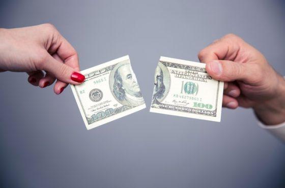 къде да заменя повредена банкнота или монета