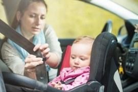 Внимание! Дете в колата