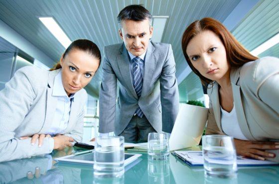 тормозят ме работното място - как да се защитя