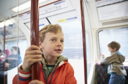 В градския транспорт с дете – какви са правата ми?