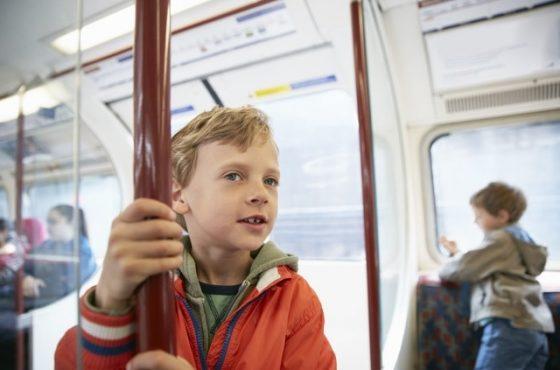 в градския транспорт с дете - какви са правата ми