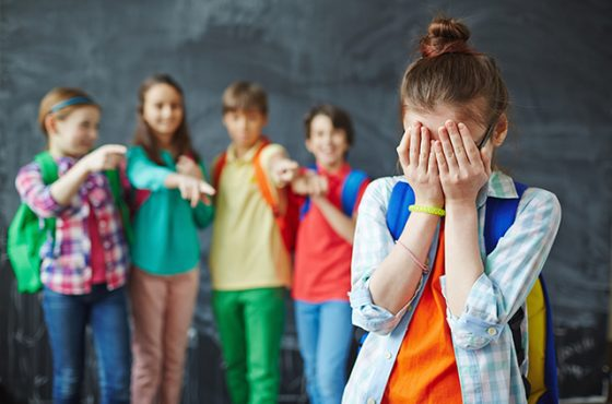 насилие или тормоз в училище - ами сега
