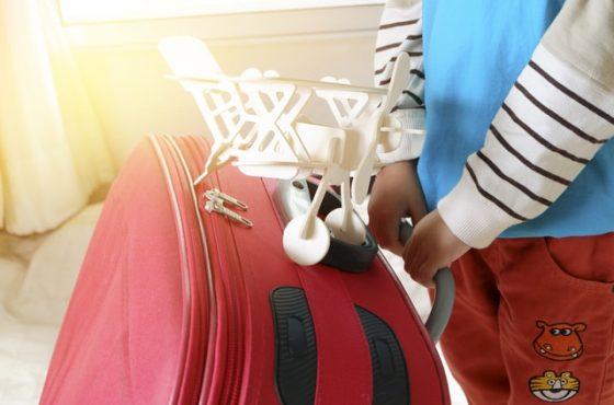 пътуване с дете в чужбина - какво трябва да знам