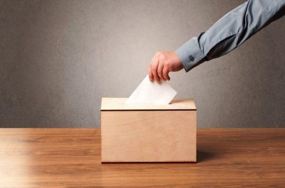 как да гласувам в чужбина