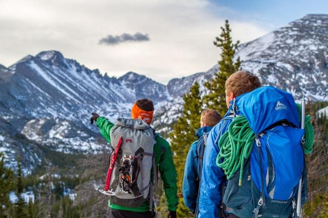 как да стана планински водач